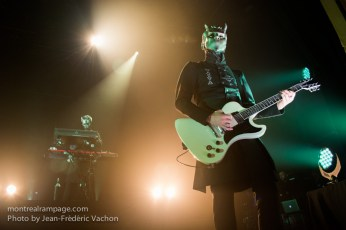 Ghost September 30th 2015 (Photo by Jean-Frederic Vachon)