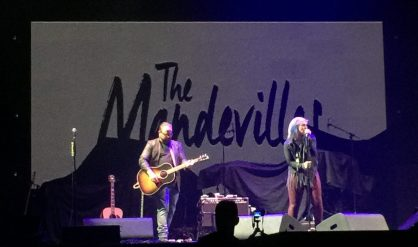 The Mandevilles - Montreal, March 21st 2016