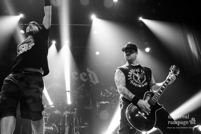 Hatebreed - Theatre Corona, Montreal - June 05, 2016 (Photo by Jean-Frédéric Vachon)