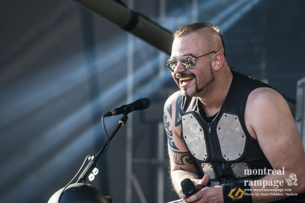 Interview with Joakin Brodén and Hannes van Dahl of Sabaton