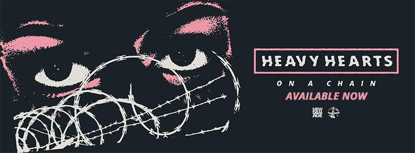 Album review: Heavy Hearts - On a Chain