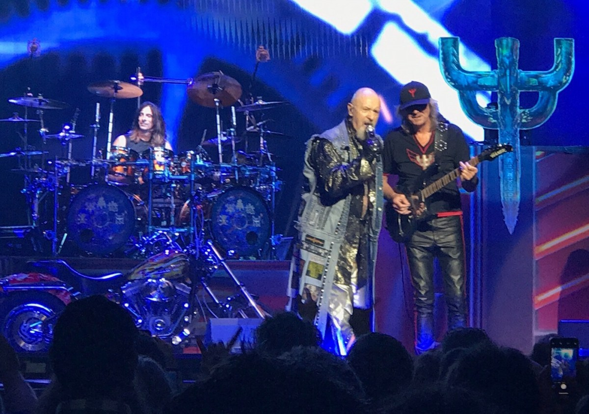 Concert review: Deep Purple/Judas Priest - Bell Centre, Montreal - August 29th 2018