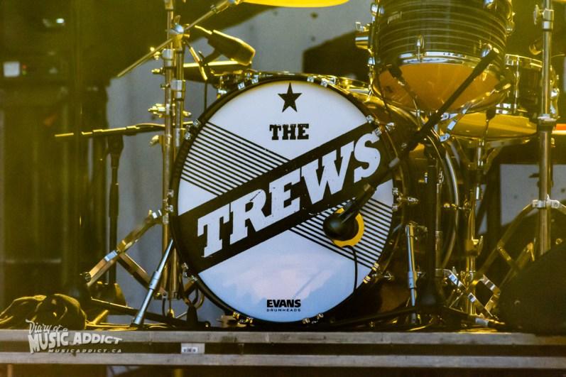 The Trews - Toronto -September 2nd 2018