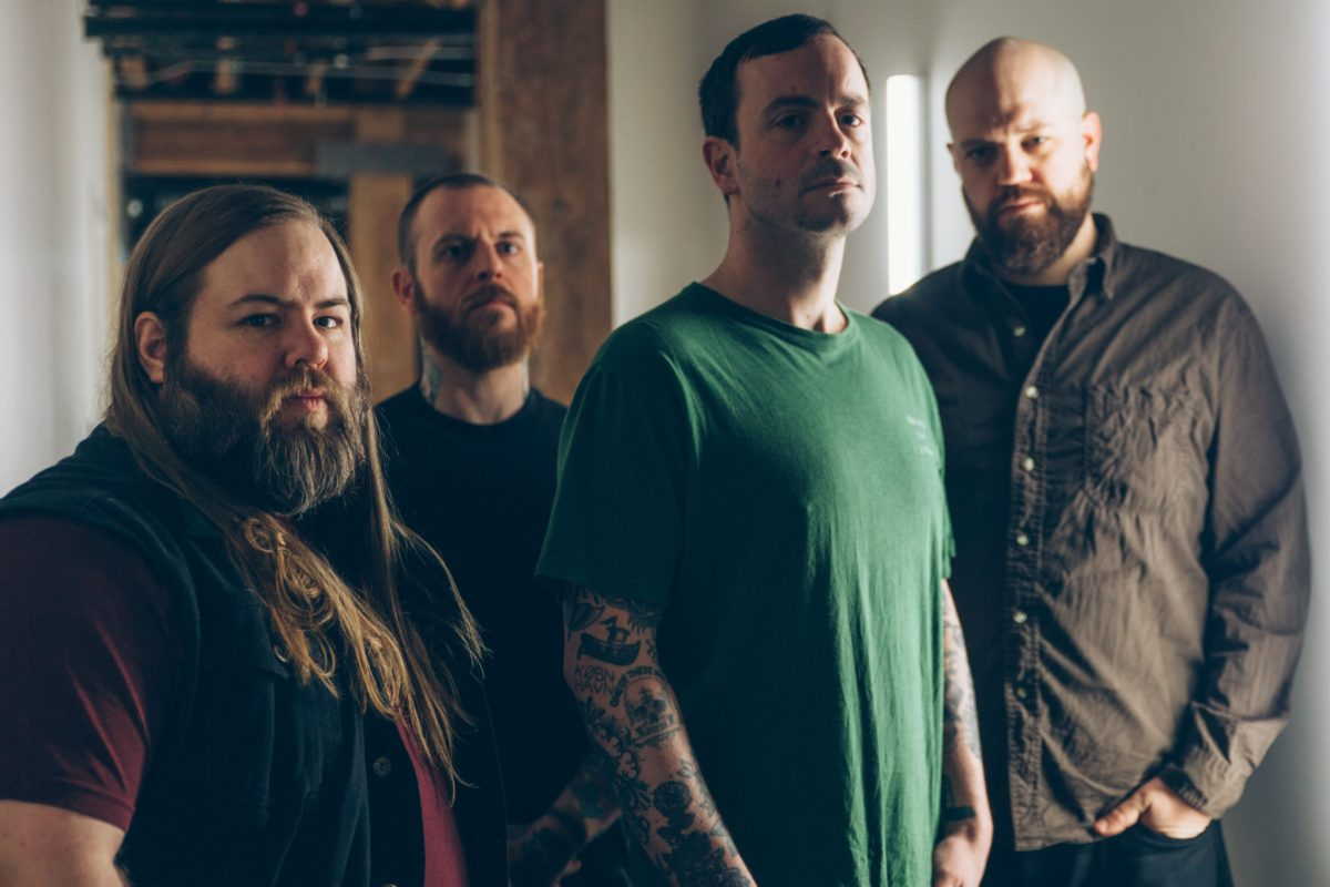 Interview: Liam Cormier - Cancer Bats