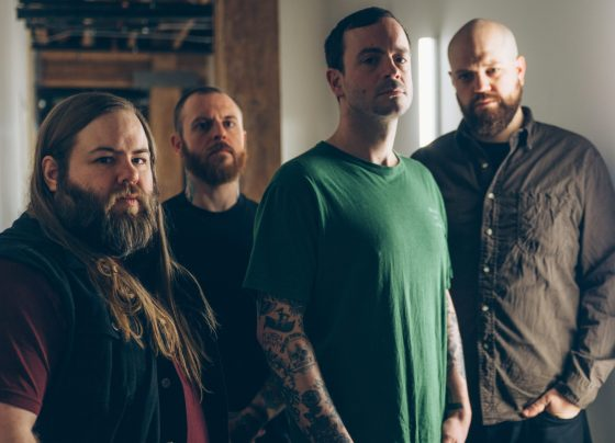 Cancer Bats (2018 - photo by Asad Aman)