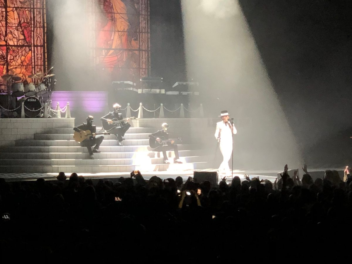 Concert review: Ghost - Place Bell, Laval, QC - December 7th 2018