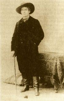 Aristide Bruant (h. 1885).