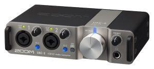 UAC-2: Interface de áudio USB3.0