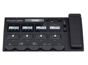 G5N: Processador multiefeitos para guitarristas