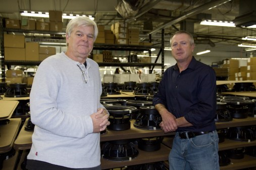 Rob Gault (chairman) e Chris Rose (presidente)
