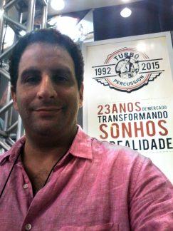 Nathan S. Romano, diretor comercial da Turbo