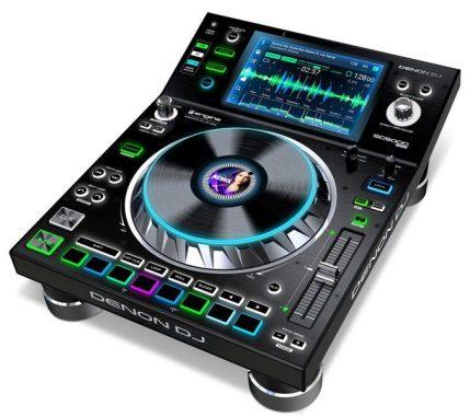 SC5000 Prime, da Denon DJ