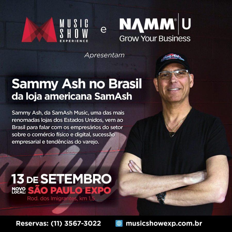 sammy ash