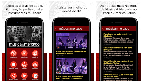 melhores apps para aprender música