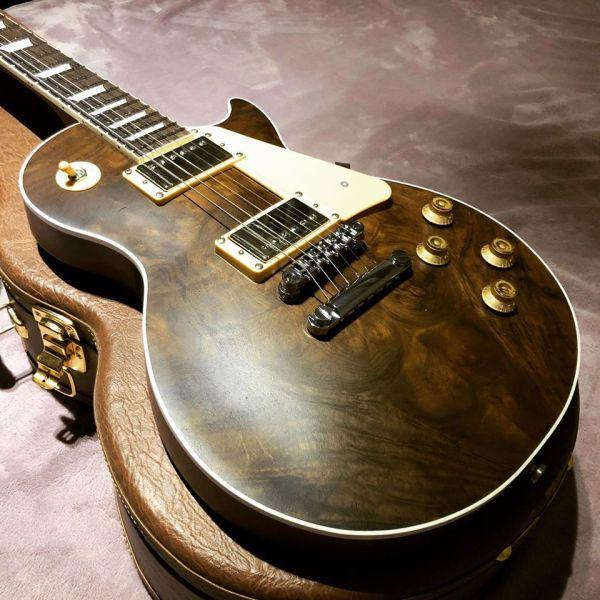 Les Paul W Custom Guitars
