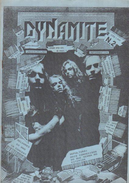 Fanzine Dynamite
