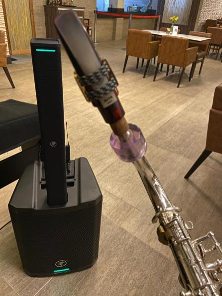 Sistema de PA portátil Mackie SRM-Flex