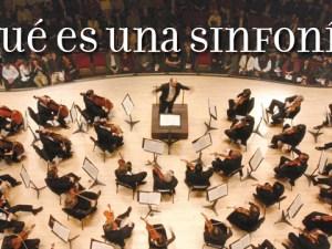 ¿qué es una sinfonía?