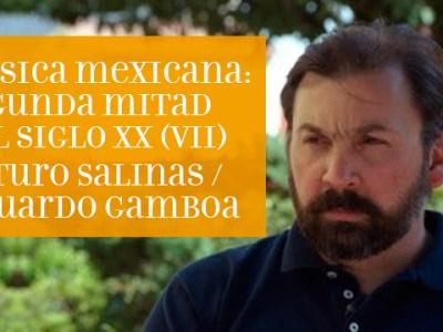 Arturo Salinas, Eduardo Gamboa