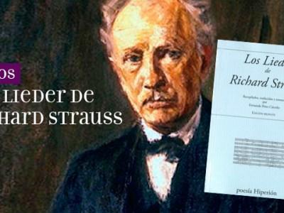 Los lieder de Richard Strauss