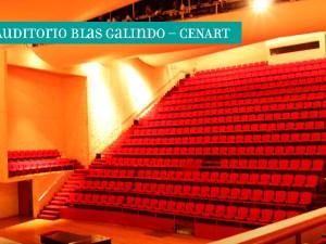 Auditorio Blas Galindo – CENART