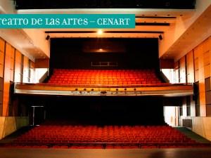 Teatro de las Artes – CENART
