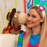 LA POSTA DI YOYO - con Carolina Benvenga e Lallo il Cavallo per i piccoli telespettatori un'estate con i personaggi più amati Sul canale 43 RAI