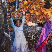 FROZEN FASHION WEEK - è ambientata nell'incantevole mondo di Arendelle. Mary McCartney ha fotografato i capi  delle collezioni per l'Autunno Inverno 2020