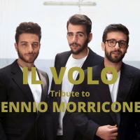 IL VOLO - Tributo a ENNIO MORRICONE dall'Arena di Verona  in diretta su RAI 1 e negli STATI UNITI suPBS