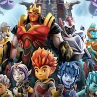 GORMITI - Tornano in prima visione con nuovi episodi con la seconda stagione della serie animata realizzata in 3D CGI.