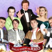 VOGLIO ESSERE UN MAGO! - su RAI2 il nuovo reality show per la famiglia con ragazzi tra i 14 e i 18 anni