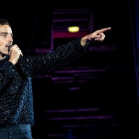 DIODATO - ha illuminato l'Arena di Veronacon la sua voce la sua musica e unospettacolo magico e intenso