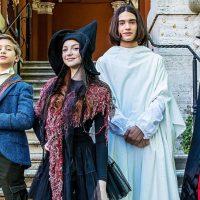 HALLOWEIRD - quattro amici ad Halloween vengono catapultati nel mondo della magia su Rai Gulp
