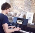 Aprender a tocar un instrumento por Internet