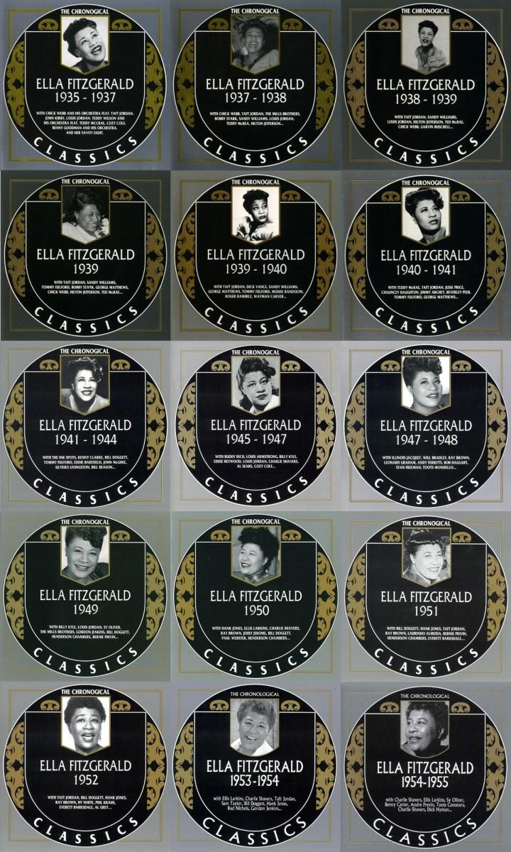 ella-fitzgerald-chronological-classics