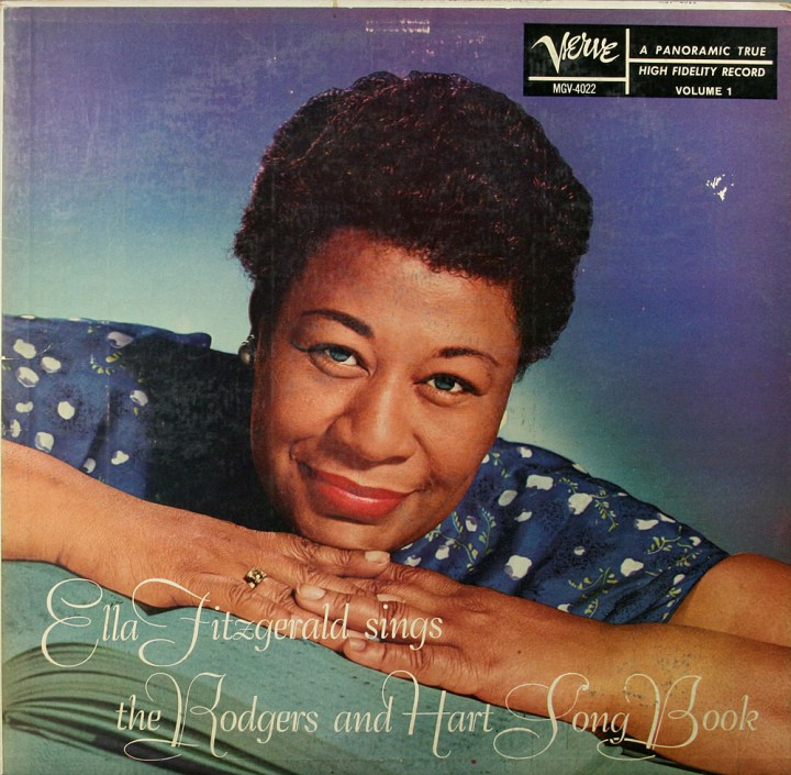 Ella Fitzgerald - Rodgers and Hart songbook