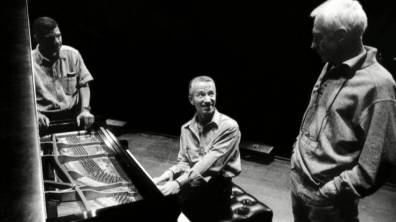 Jack DeJohnette, Keith Jarrett, Gary Peacock