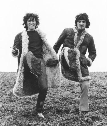 Steve Winwood and Jim Capaldi