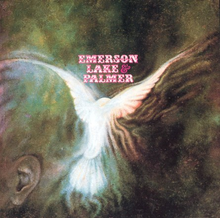 Emerson Lake and Palmer front