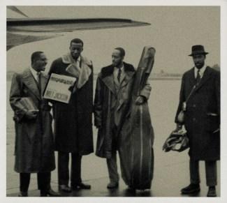 The Modern Jazz Quartet 1956