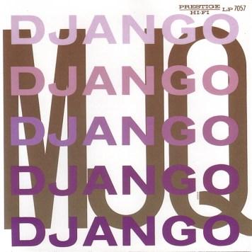 The Modern Jazz Quartet Django front