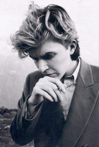 David Sylvian, 1987