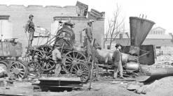 Richmond, April 1865