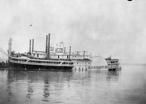 Robert E Lee Steamboat