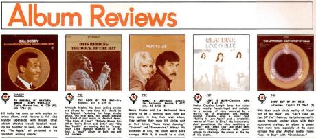 Billboard album reviews march 23, 1968