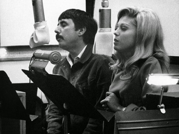 Some Velvet Morning, by Lee Hazlewood and Nancy Sinatra