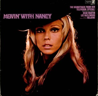 Movin' with Nancy, front