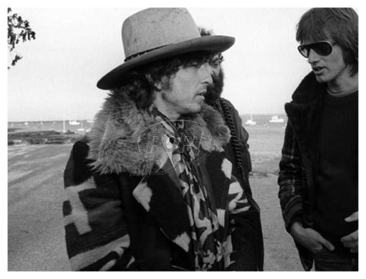 Sam Shepard Bob Dylan