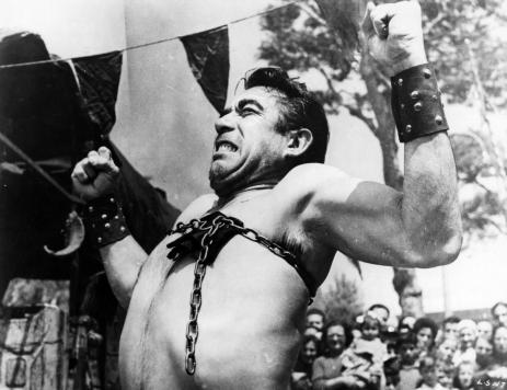 Anthony Quinn as Zampano