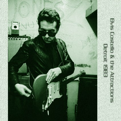 Elvis Costello 1983